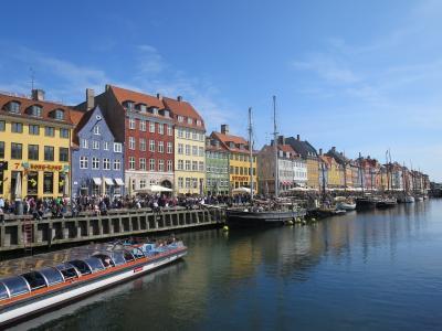 G.W. 三世代家族とイギリス・ロンドン コペンハーゲンで6時間トランジット観光