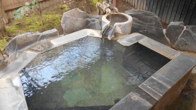 熊本・小田温泉・扇温泉へ温泉を満喫する旅 ①