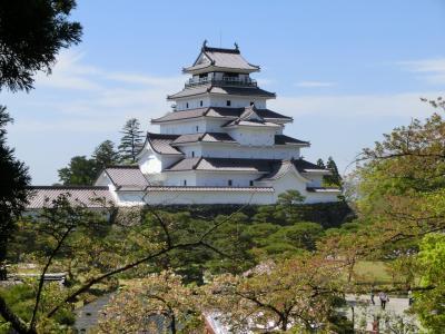 2017GWは福島へ 6歳児連れ1泊2日の家族旅行 1/2:会津若松