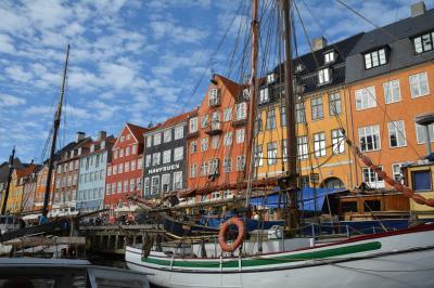 人魚の像の街 コペンハーゲン