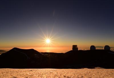 ハワイ島で過ごす癒しのGW♪パワースポット&美味しいもの巡りで、心もお腹も満たされて☆大感激のマウナケア山頂サンセット&星空ツアー☆☆☆vol.6