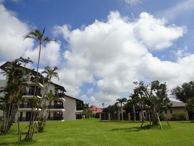 沖縄!オクマプライベートビーチ&リゾート泊 家族旅行2泊3日