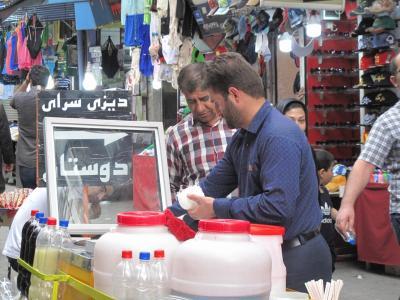 2016年のGWは憧れのイラン周遊!① ~1日目 ドーハ経由でテヘランへ~