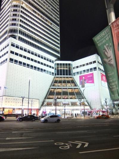 冬のソウル・爆買いの旅 vol.5。──東大門市場