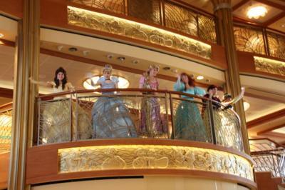 結婚10周年記念ディズニークルーズライン乗船&ディズニーワールド旅行記⑥