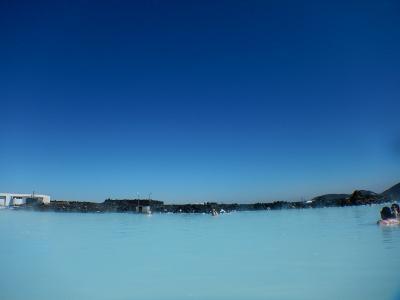 アイスランド4 ブルーラグーン