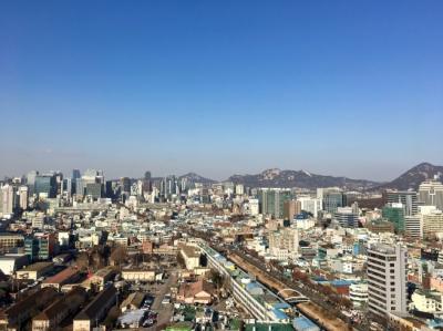 冬のソウル・爆買いの旅 vol.8。──広蔵市場