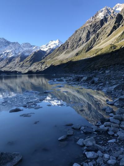 NZひとり旅!南島大自然とホビット庄1 出国~クイーンズタウンの巻