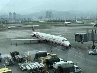 台北いろいろおまとめ 2017年5月 2 【松山機場・圓山公園】