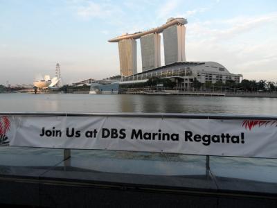 2017年5月ハノイ・シンガポール旅行記   【番外編】 「2017年6月1日ー6月4日 シンガポール・レガッタ」が開かれるそうです。」 2017年5月20日(土)