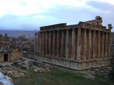 中東3カ国(レバノン、シリア、ヨルダン)遺跡と旧約聖書ゆかりの地を巡る旅1