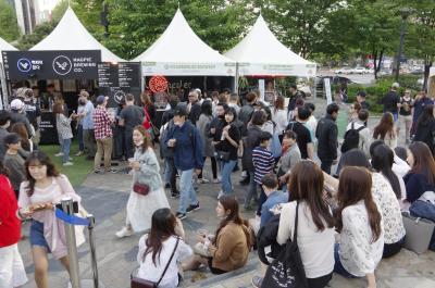 韓国旅行2017 グレート・コリアン・ビアフェスティバル レポート3