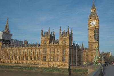 BRUXELLES & LONDON 初めてベルギーと大好きロンドン イギリス・ロンドン編
