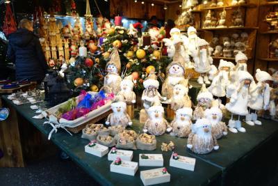 クリスマスマーケットをめぐる鉄道1人旅《ザルツブルク前半