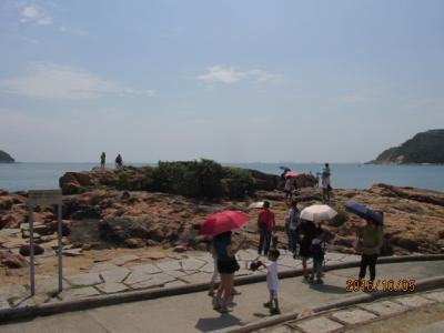 モラエスの故地を訪ねて(128)Stanley Bayを散歩してRepulse Bayへ。
