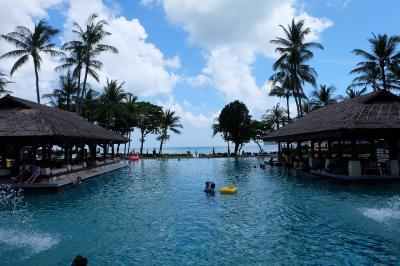 9年ぶりのバリ島!3日目はインターコンチネンタルのプールでのんびり&イカンバカール攻略法