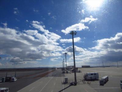 一時帰国2★セントレア到着!和幸で食事してからバスで浜松へ