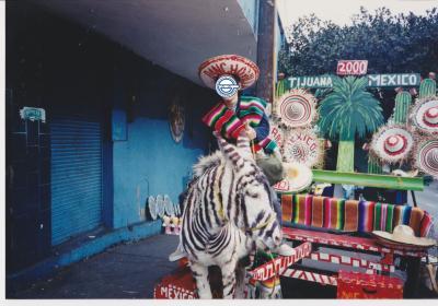 アメリカ旅行備忘録-メキシコ編-