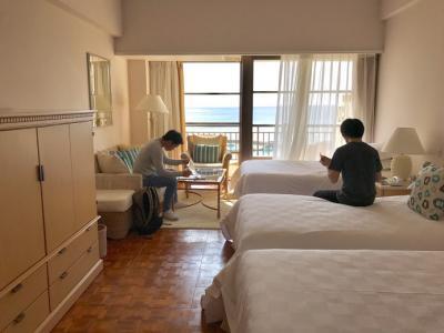 沖縄旅行 ブセナテラス  2