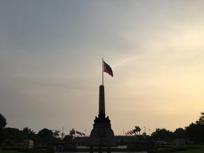 2017年GWはASEAN最後の訪問国フィリピン・マニラへ ①色々言われる空港から市街地への移動とイントラムロス周辺散歩