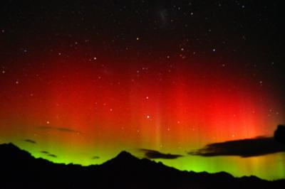 赤いオーロラ・ニュージーランド南島へドライブ紀行(クィーンズタウン編)