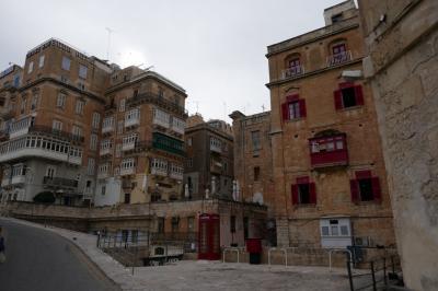 マルタ旅行-4:バレッタ3(イムディーナなど)
