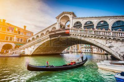 ベネチアにて