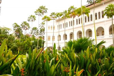 マイルで旅行第2弾!ビジネスクラスでシンガポール〜ラッフルズホテルにも泊まる7日間