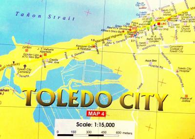 TOLEDO  CITY  が    呼んでいる〜!  2017