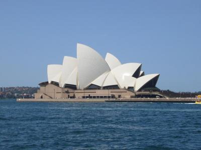 シドニー5日間の旅