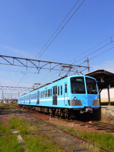 近江鉄道乗り倒し♪ 古い駅舎巡りとお多賀さんへ (後半戦)