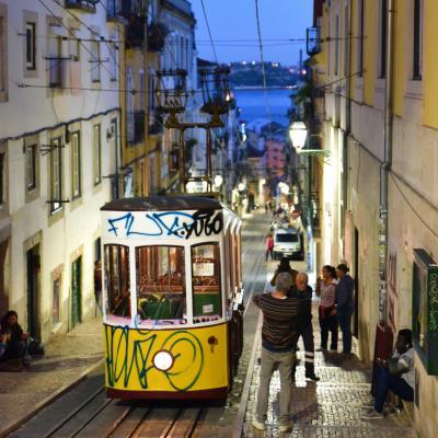 【1】地球の青!空の高さを感じた☆ポルトガル:リスボン4泊7日