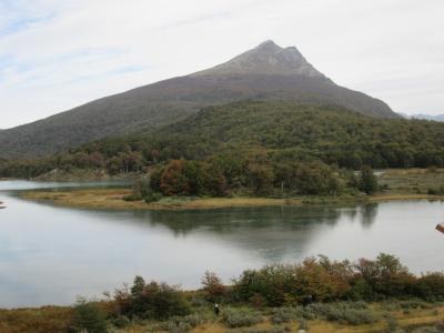アルゼンチン 「行った所・見た所」 ウシュアイアのティエラデルフエゴ国立公園に