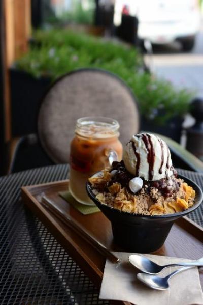 2017年5月 週末ソウルはカフェ巡り(延南洞エリアと聖水洞エリア)♪…