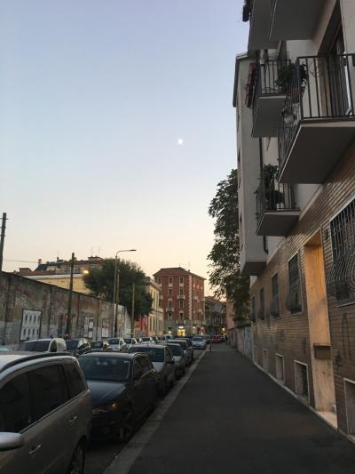 ミラノでイタリアン・カルトナージュの材料探し