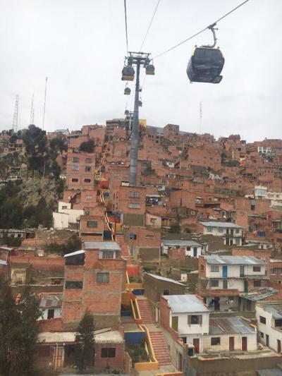 ラパス(ボリビア)
