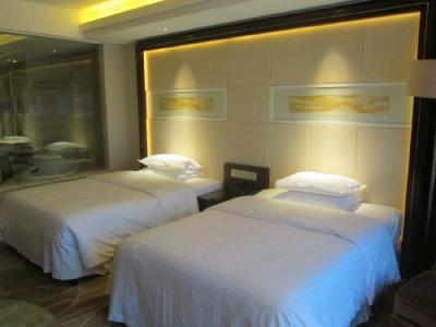 上海の虹口シェラトンホテルに2連泊