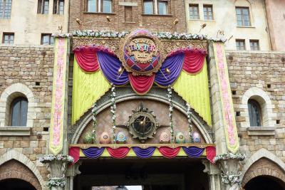 予定していた日程を変更して東京ディズニーシー&東京ディズニーランドのディズニー・イースターへ!(東京ディズニーシー編)