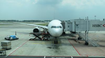 マイルで行くアジア乗りまくりの旅(2)シンガポール航空ビジネスクラス