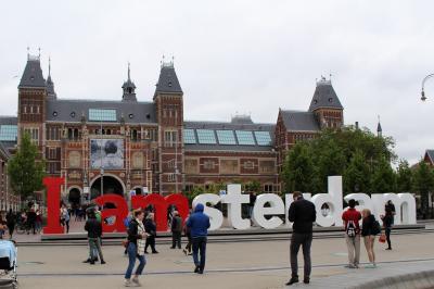 2017.5 アムステルダム散歩