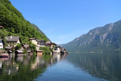 世界一キレイな湖畔の街
