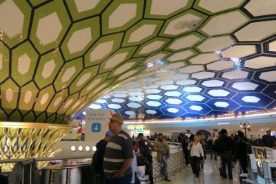 アブダビの空港