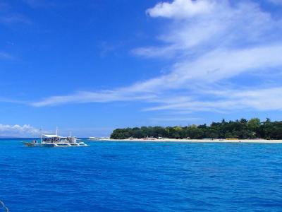 初めてのボホール島ダイビング。バリガサグ島周辺の海があまりにきれいでビックリでした-2