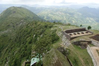 ハイチにある天空の世界遺産(世界一周西回り11日間のPLS-CAP)