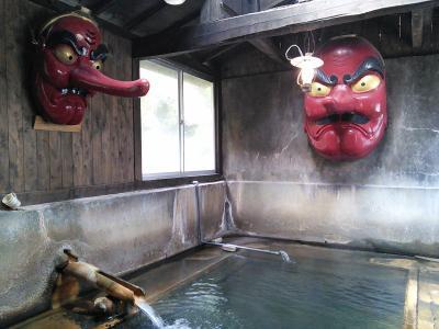 車中泊:関東温泉めぐり (9)塩原温泉~那須温泉~茨城/袋田の滝