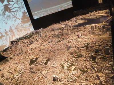 2016 六本木ヒルズへ「空想脅威展」を見に行く