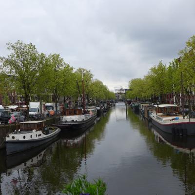 春のオランダ Day2 アンネフランクの家~運河クルーズ~国立博物館
