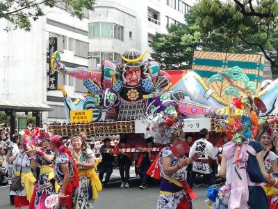 東北絆まつり 2017 2泊3日仙台の旅