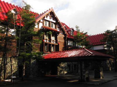 上高地帝国ホテルに泊まるラグジュアリーな2日間体験(山では熊にも遭遇)
