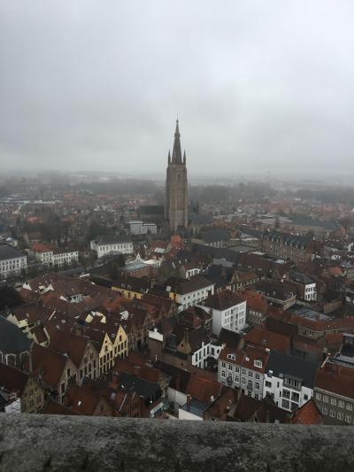 ベルギーの旅②ブルージュ街歩き